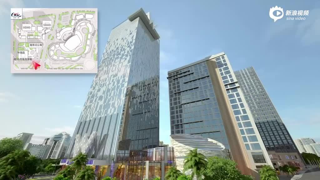 宝龙地产商业综合体标杆:宝龙一城