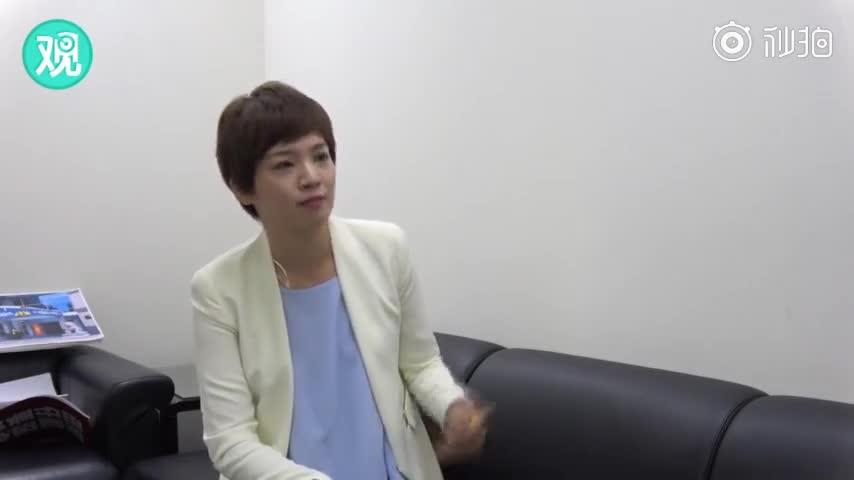 台湾女主播:8年前觉得上海人穿睡衣上街不可思议 现在台湾被逆转了