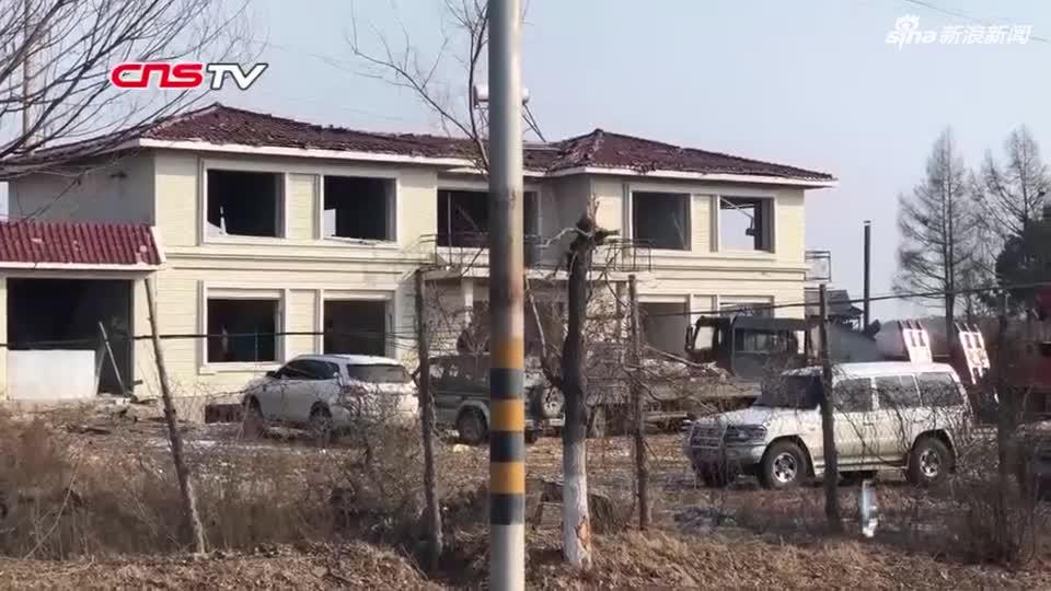 视频-吉林东丰爆炸事故伤者忆惊魂瞬间:窗户飞到炕