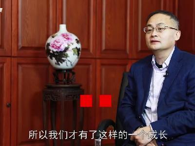 新浪江苏感恩改革开放40年独家专访杨永清