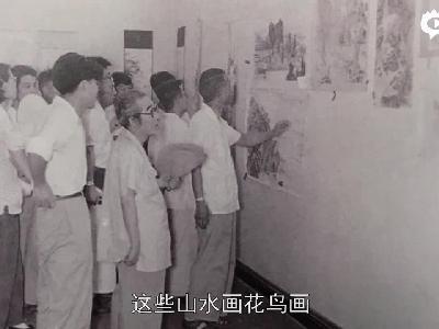 从初出茅庐到驰骋艺坛 他赋予千年国画艺术时代气息