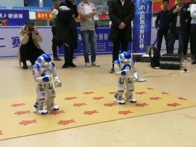 2018第二届全国竞技机器人邀请赛