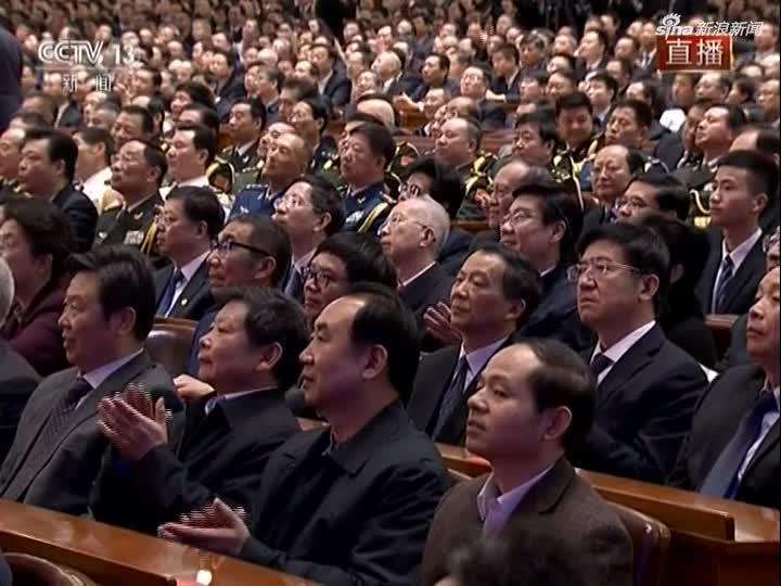 视频:习近平等为获改革先锋称号 中国改革友谊奖章