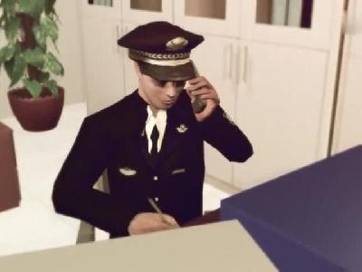 """""""新鲜蔬菜会被辐射""""女乘客因此拒绝行李安检 3D还原始末"""