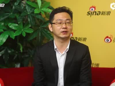 新浪河南专访海川集团吉利事业部副总裁甘熊:通过马拉松等体育赛事实现品牌价值升级