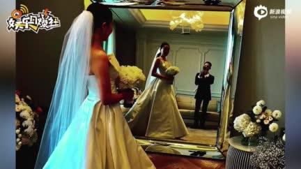 视频:权志龙参加姐姐婚礼晒照 后台为新娘拍照画面温馨
