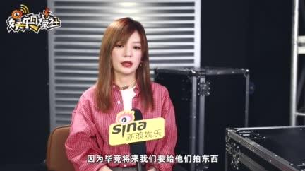 视频:新浪娱乐专访赵薇 谈演员门槛变低直言竞争更激烈