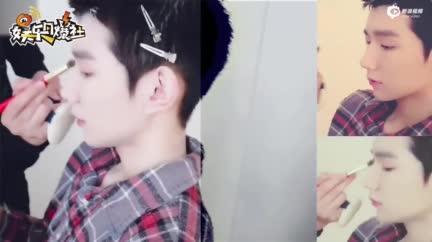 视频:王源波士顿开工造型花絮来啦!清爽寸头帅气满分