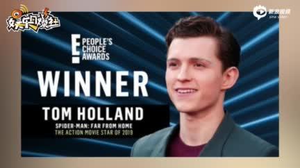 视频:2019美国人民选择奖颁发 《复联4》成大赢家