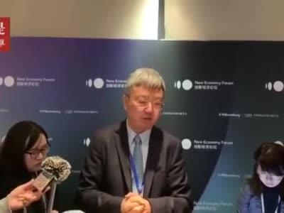 朱民:贸易摩擦最大负作用是增加全球经济的不确定性