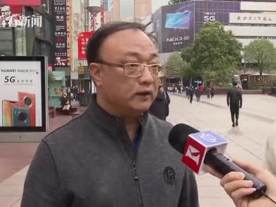 南京路步行街的精细化保洁是如何实现的?