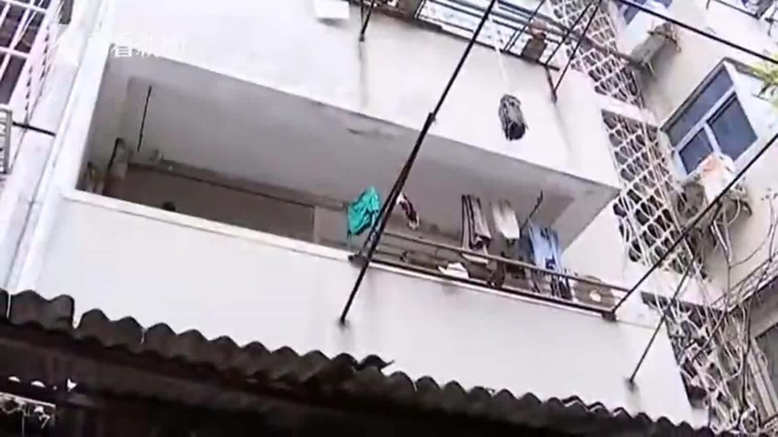视频|探访法子英与劳荣枝作案现场 邻居回忆当年: