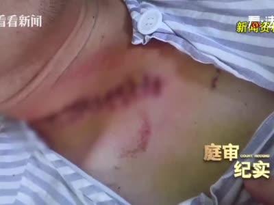 视频|竟敢投诉我?快递员持刀砍人一审获刑三年_上海图文_看看新闻