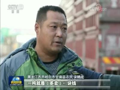 """走基层看""""六稳""""丨黑龙江:提质增效 促农产品出口"""