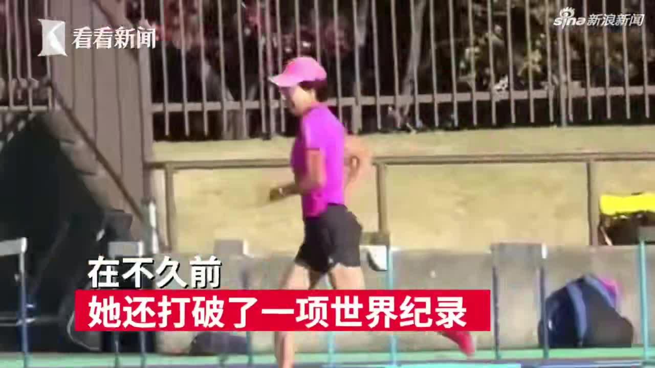 视频-奶奶我还没老 日本61岁老太全马破3创纪录