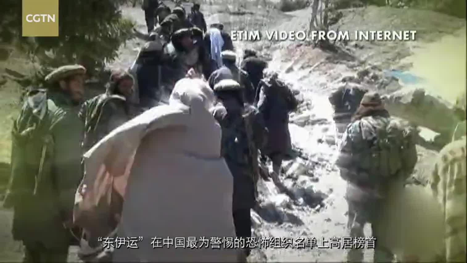 视频-新疆反恐前沿之幕后黑手:反恐斗争任重道远