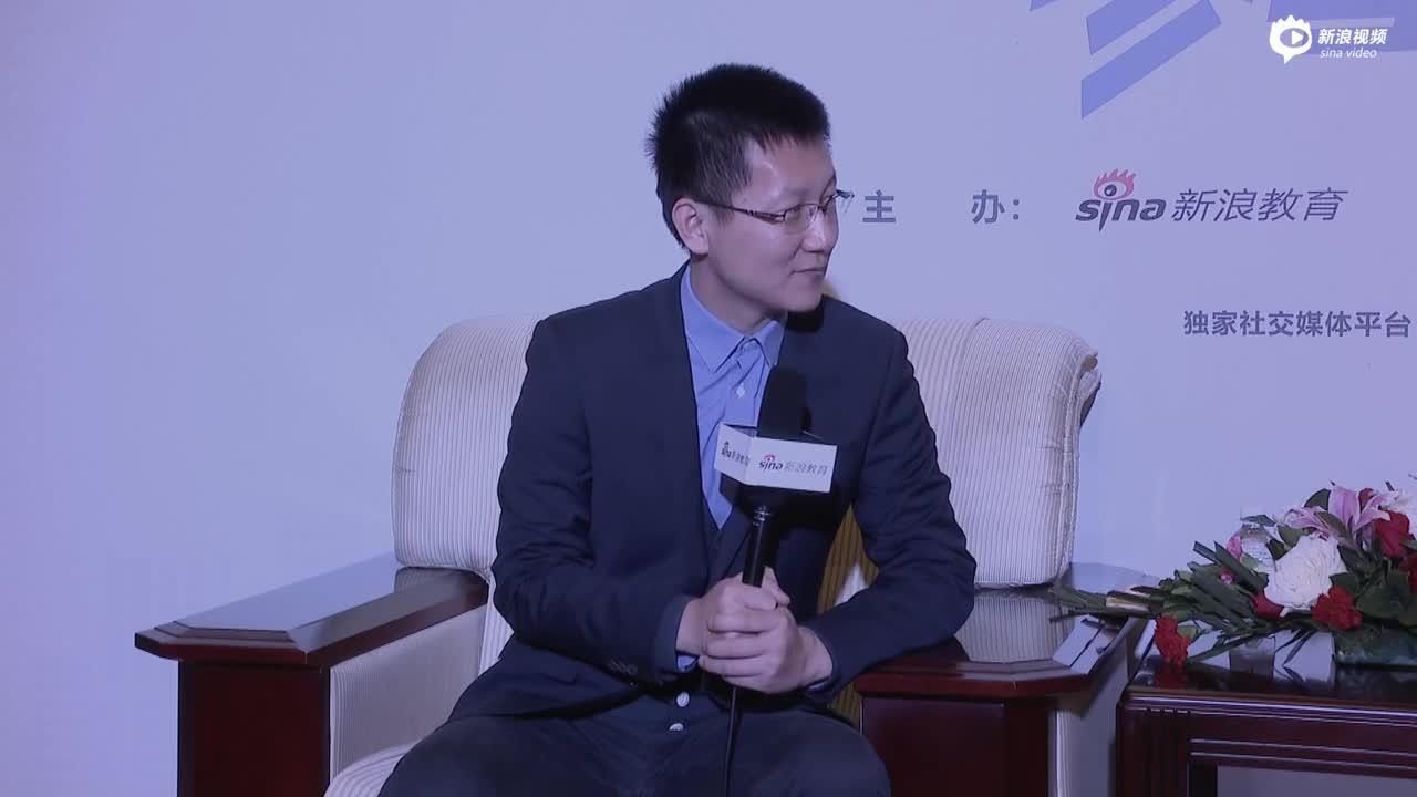 国际学校择校展访谈:北京海淀凯文学校市场招生总监:常程光