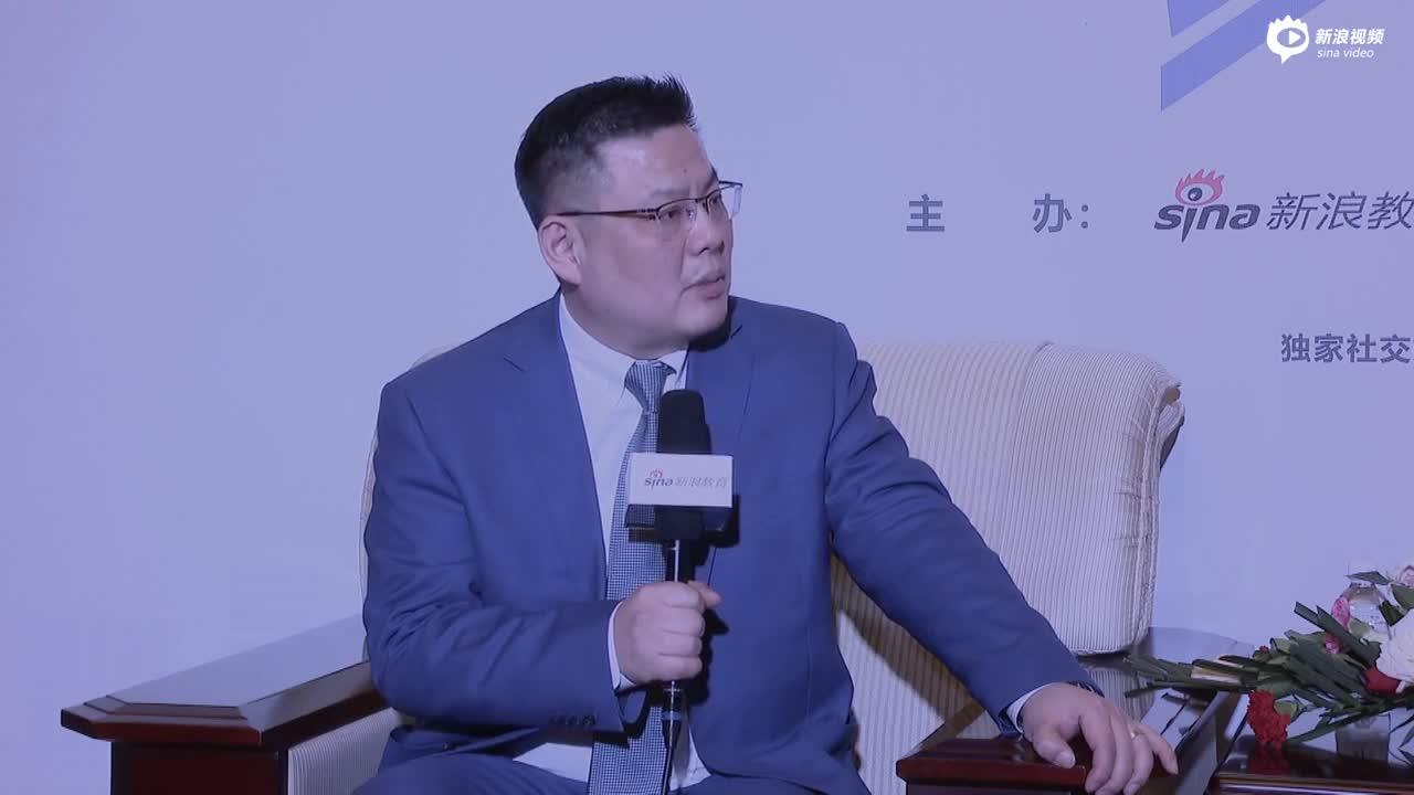 国际学校择校展访谈:北京市私立汇佳学校升学指导中心主任:杨那爽