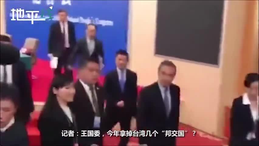 视频-2019王毅九大名场面:威严暖萌兼具实力圈