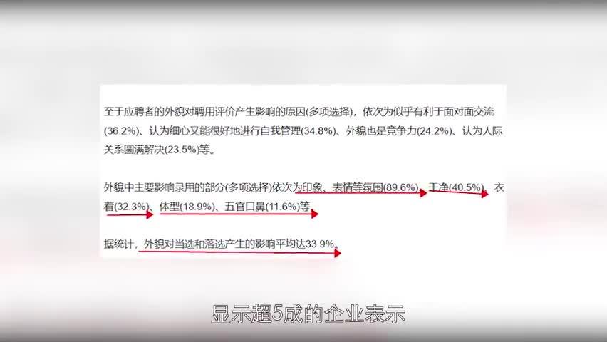 视频-韩国五成企业招聘看脸