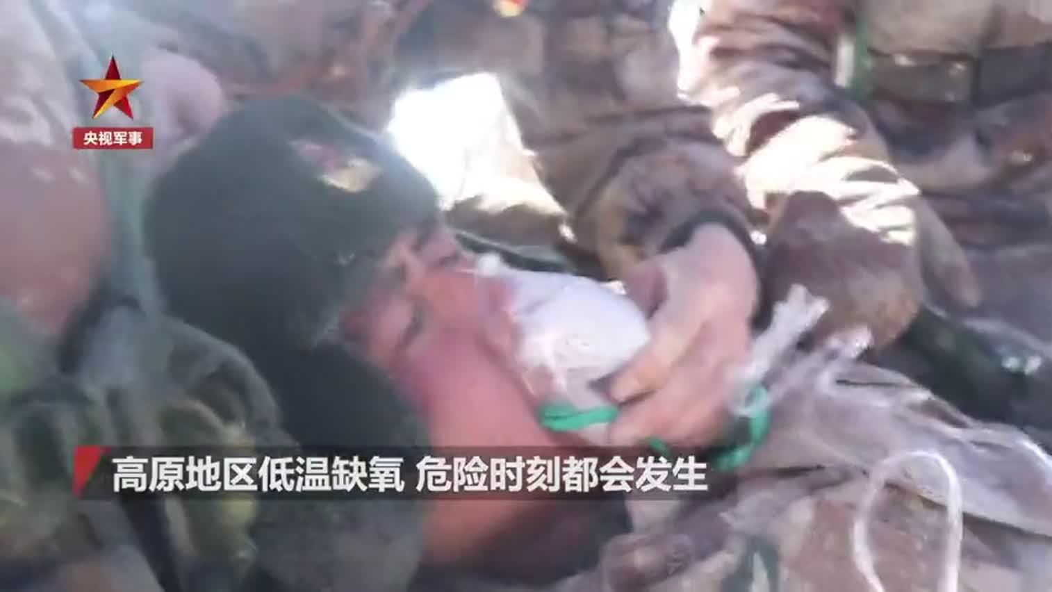 视频-边防战士每次巡逻都是生死考验