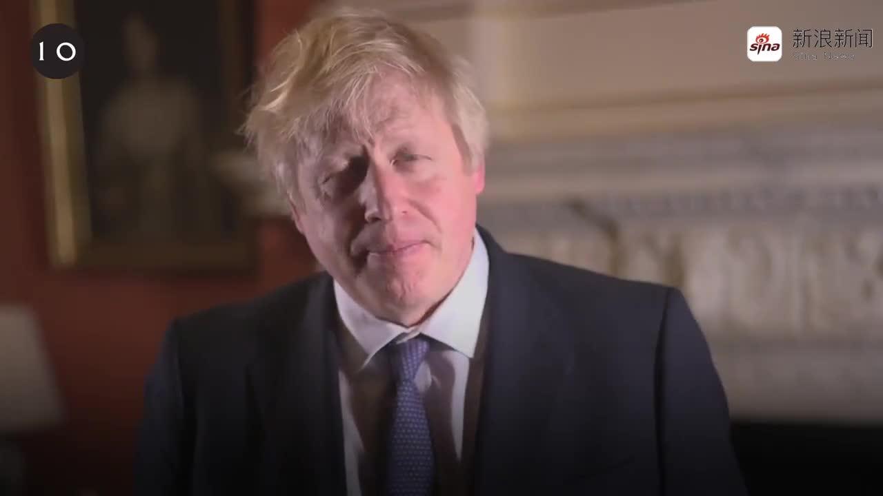 视频-英国首相新年致辞:我保证2020将不再有选