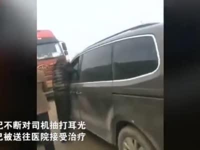 安徽凤阳县一货车司机被村书记殴打住院,打人者称:已私了