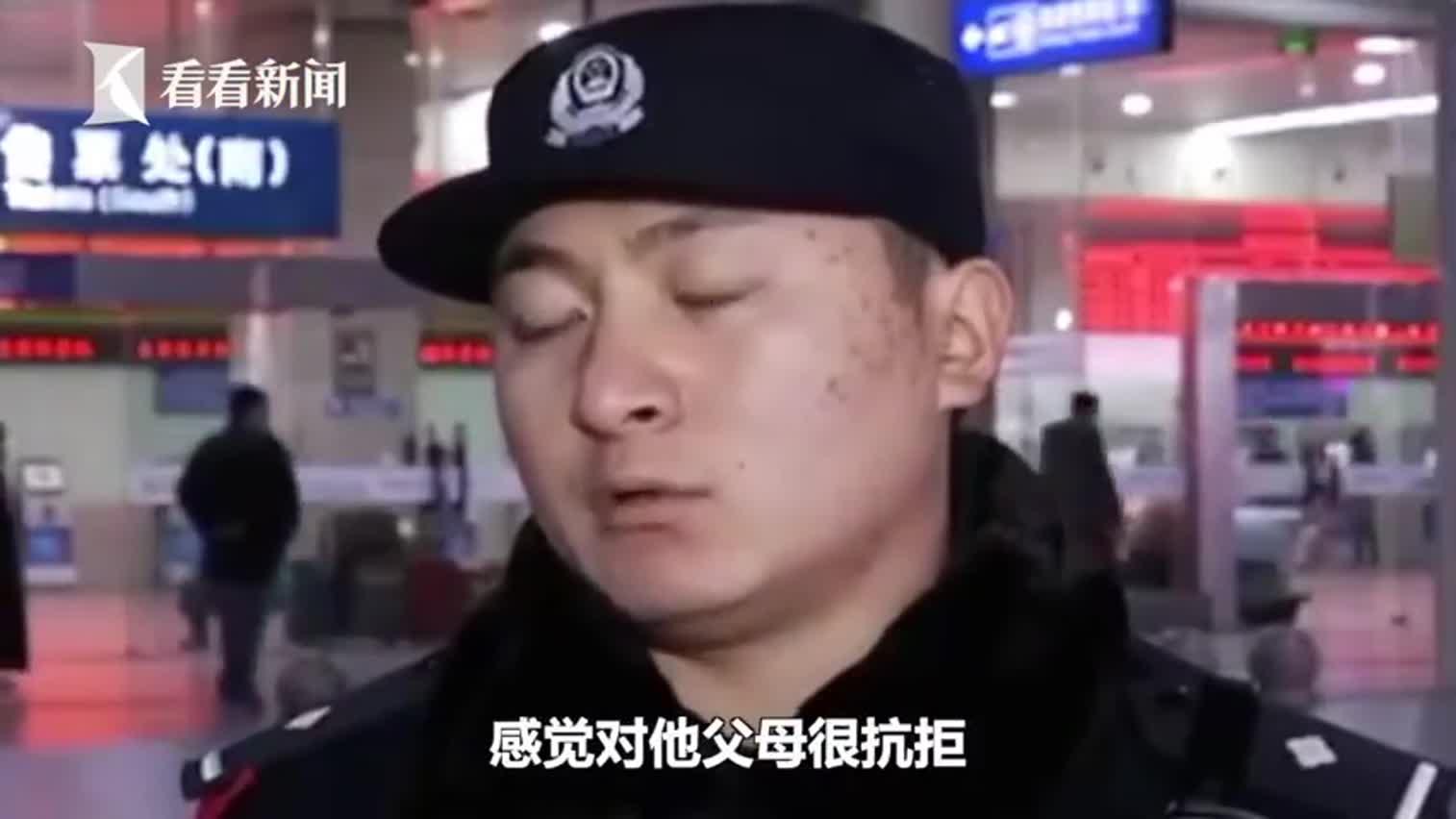 视频|10岁男孩深夜离家出走!父母:没找到先睡了
