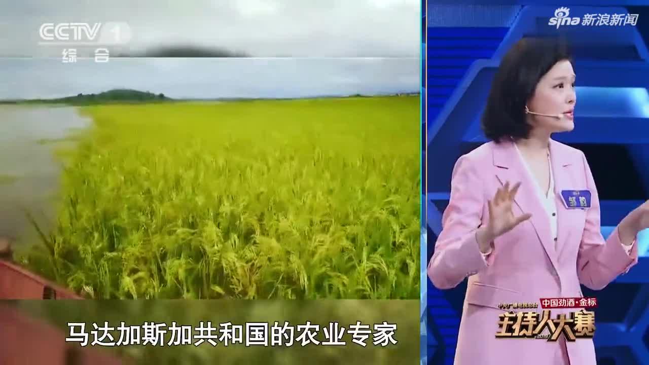 视频-为什么要在非洲发展杂交水稻?袁隆平用英文回