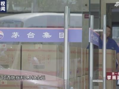 """视频:""""找后台 寻靠山 搞腐败"""" 茅台""""罪倒""""袁仁国"""