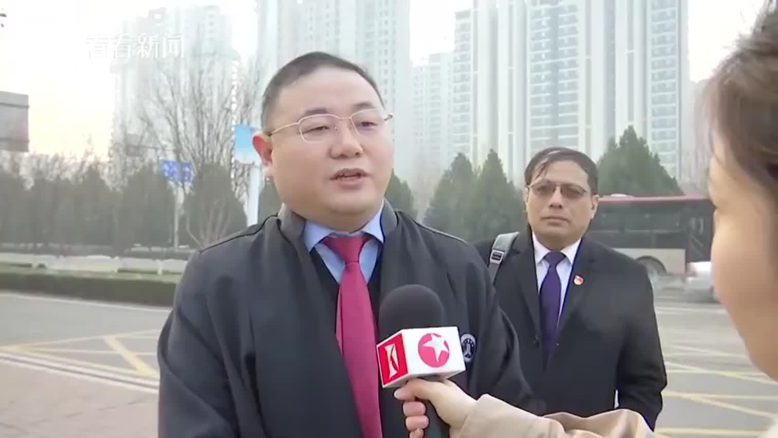 视频-张志超无罪释放:曾有4名同学为他提供不在场
