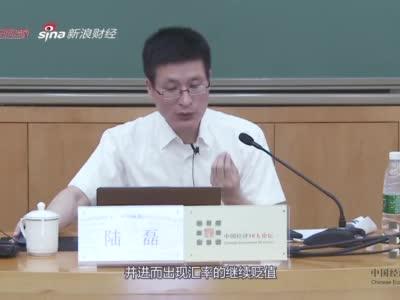 陆磊:风险跨境传染有四种机制