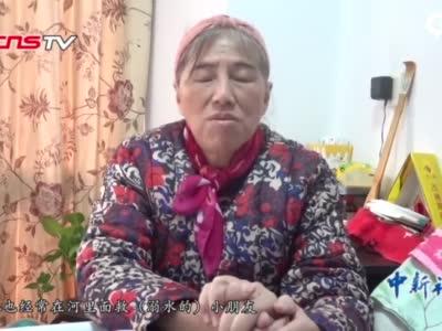 长沙七旬老人照顾瘫痪丈夫34年