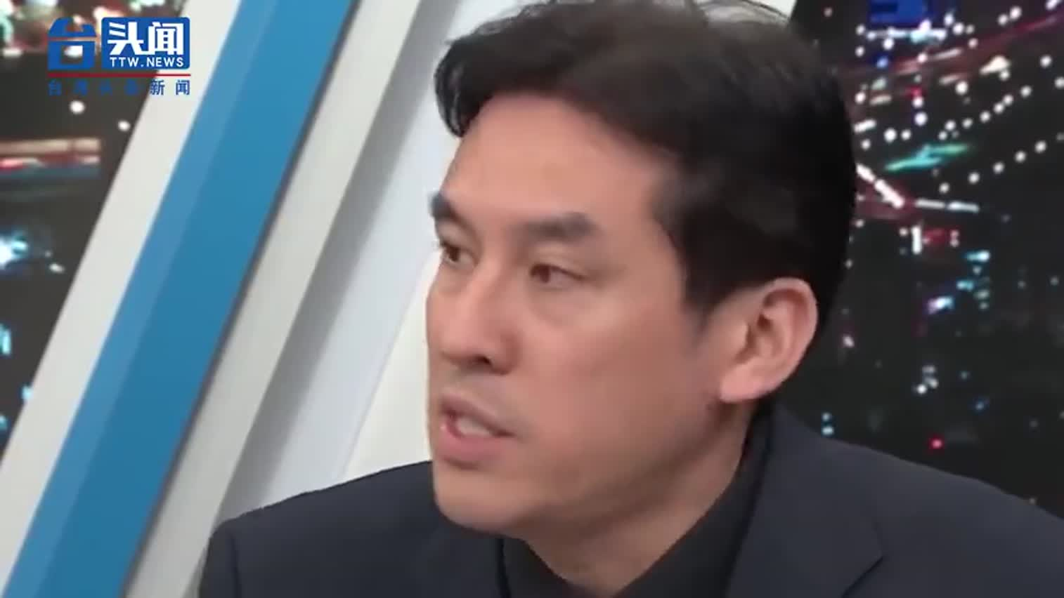 """视频-1个选举引发台湾""""内乱""""无数:夫妻失和 亲"""