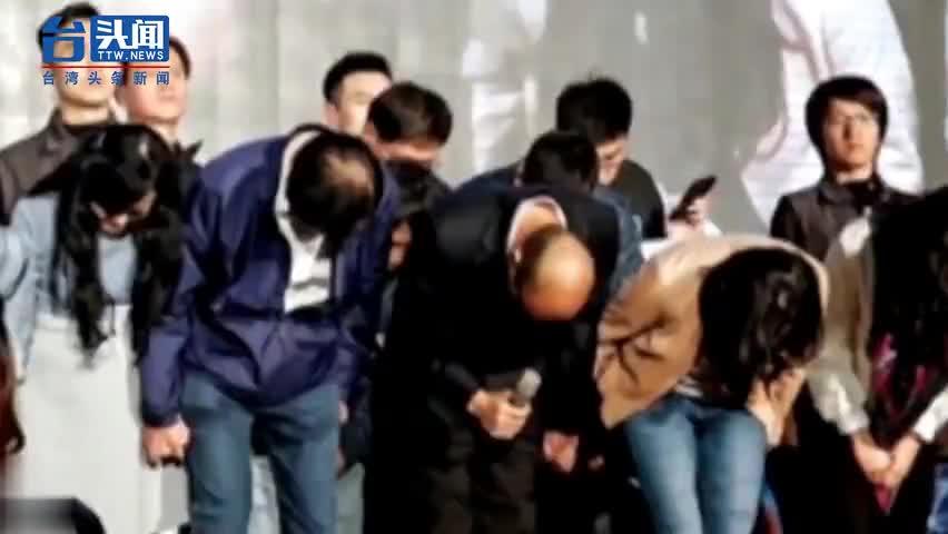 视频:拒绝撕裂!韩国瑜理性告白 宣告年后安排谢票