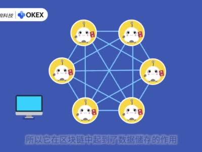 OK区块链60讲 | 第19集:四大核心技术的作用是什么?