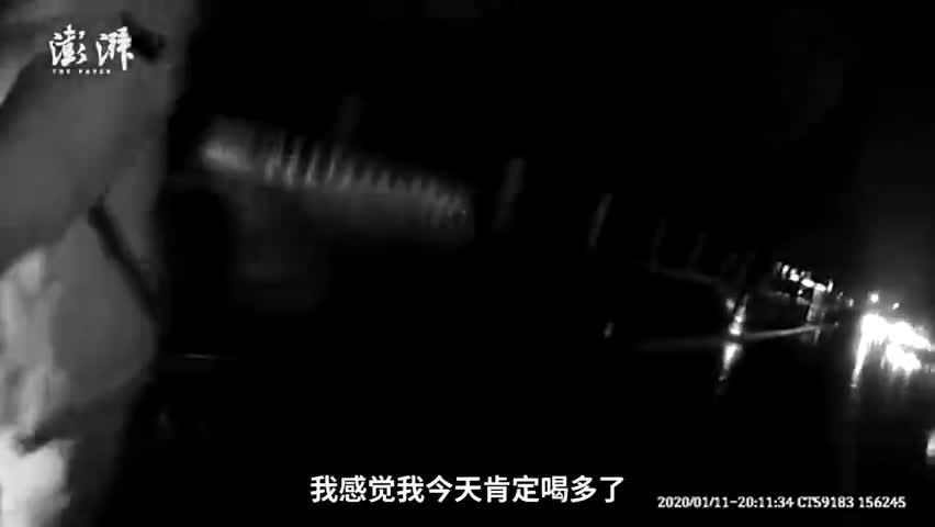 视频-金华醉驾男停车主动求抓 抓我就赞助两辆公交