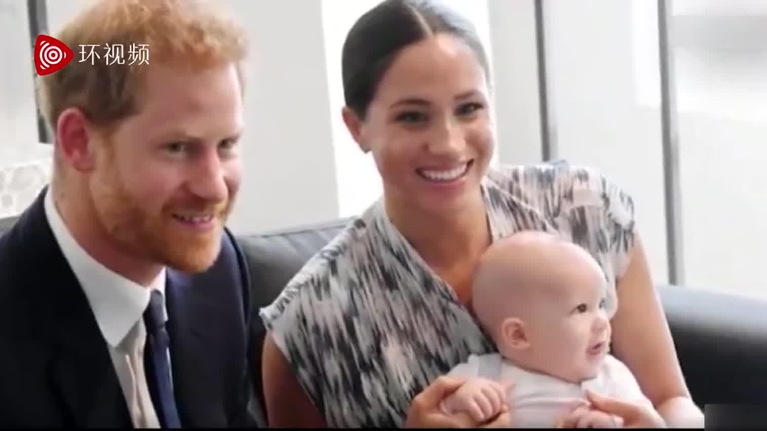 视频-白金汉宫确认:哈里梅根将放弃王室头衔 不再