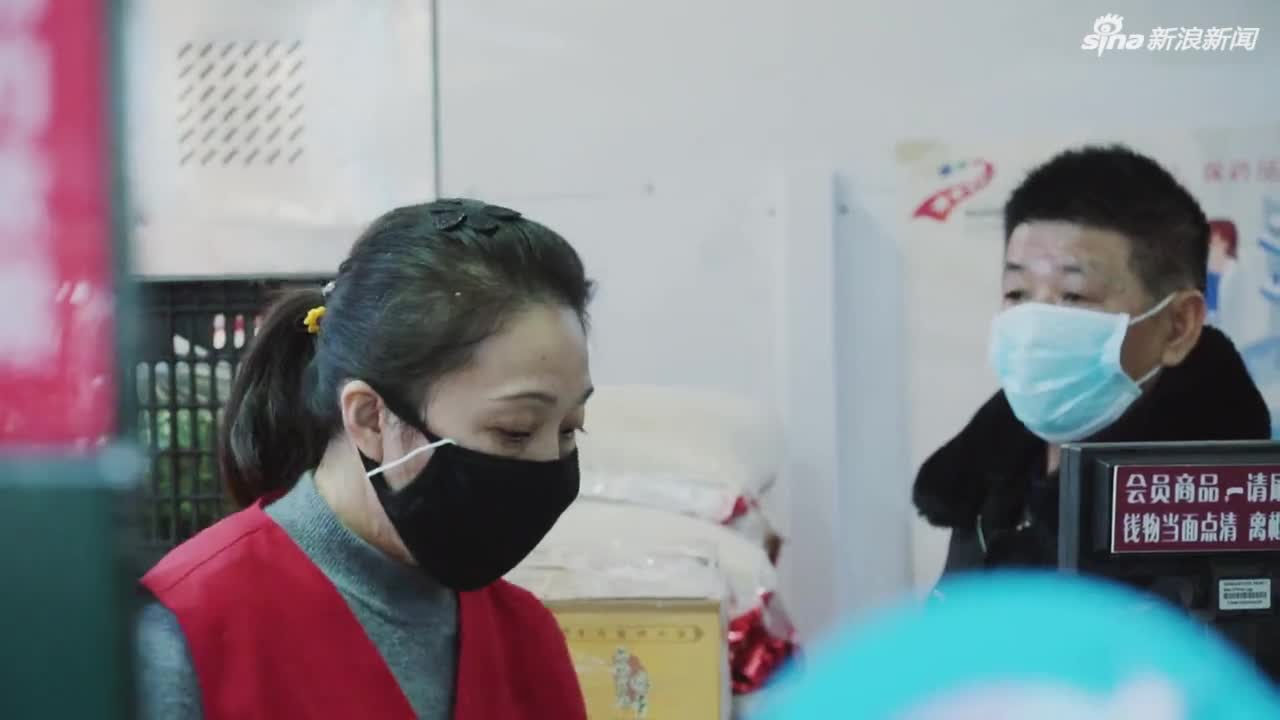 """视频-封城后的24小时 """"空城""""武汉真实状况记录"""