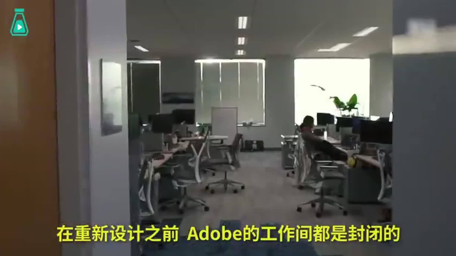 视频-大名鼎鼎的Adobe公司长什么样