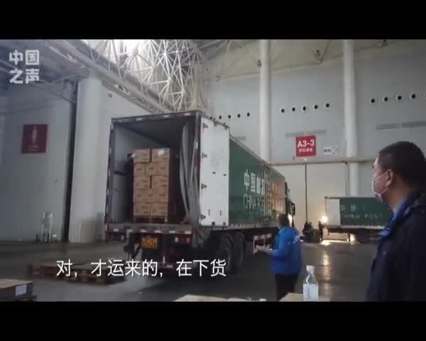 视频 捐了那么多东西咋还缺?现场探访武汉红十字会