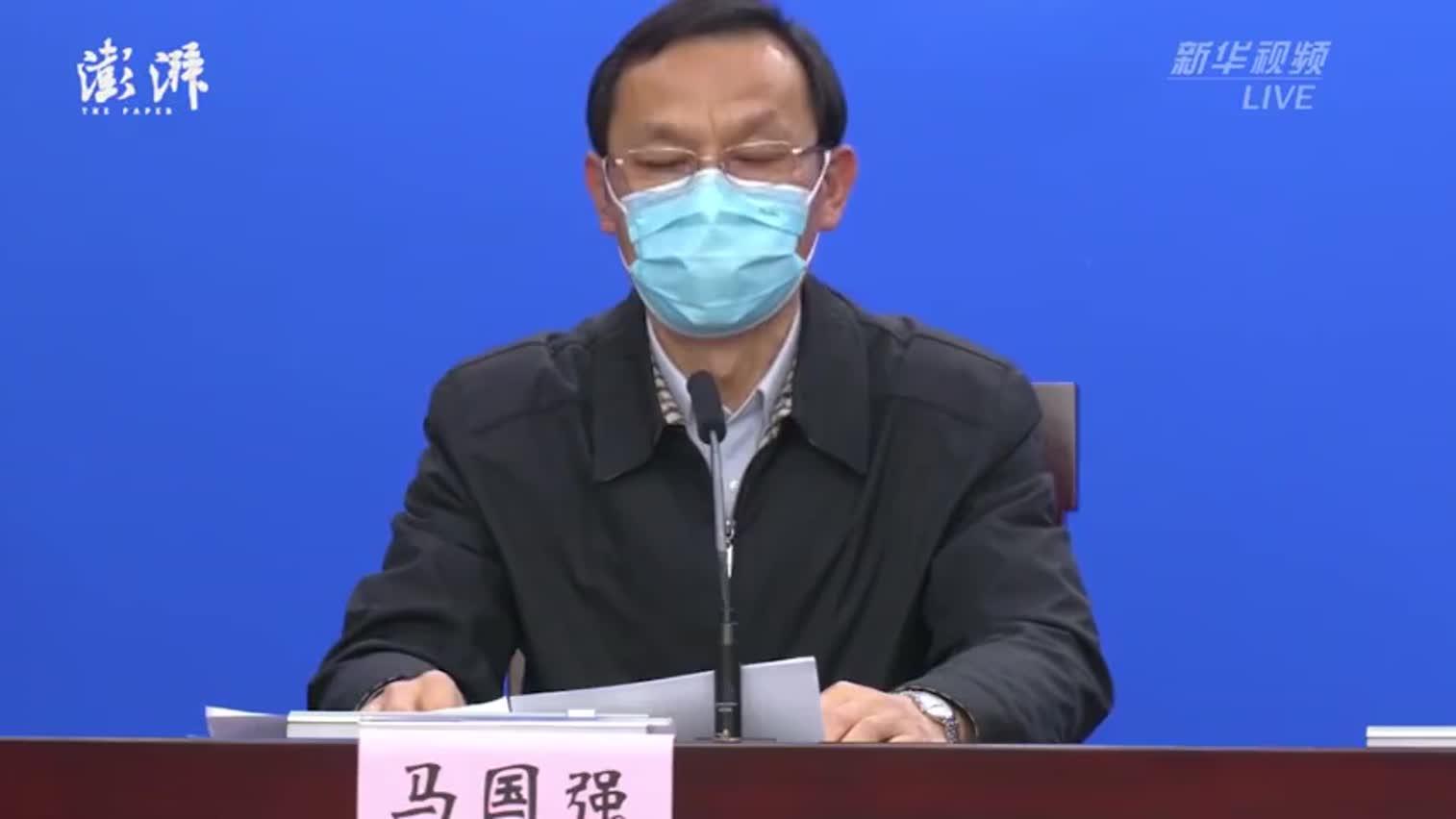 视频|武汉市委书记回应省外人员如何返回武汉:政府
