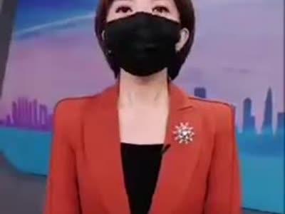 """孙晓雪录制的抗""""疫""""小视频"""