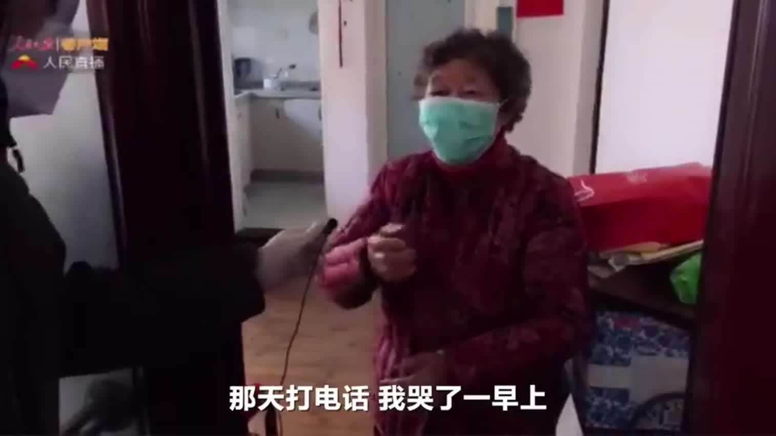 视频-实地探访武汉社区封闭式管理