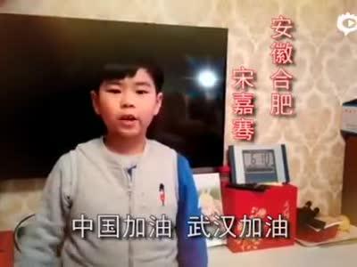 """淮南籍华侨演绎的抗""""疫""""音乐小视频火了"""