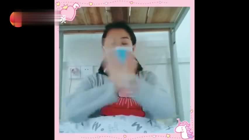 视频-四川医疗队收到珍贵礼物:患者在病床录制手语