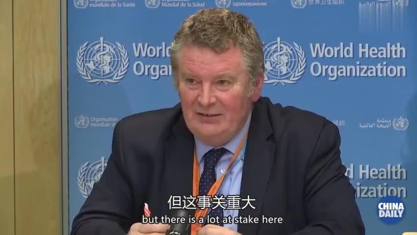 视频-世卫官员点赞中国返城复工疫情防控