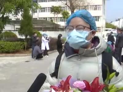 好消息!龙陵新冠肺炎首例治愈患者出院!