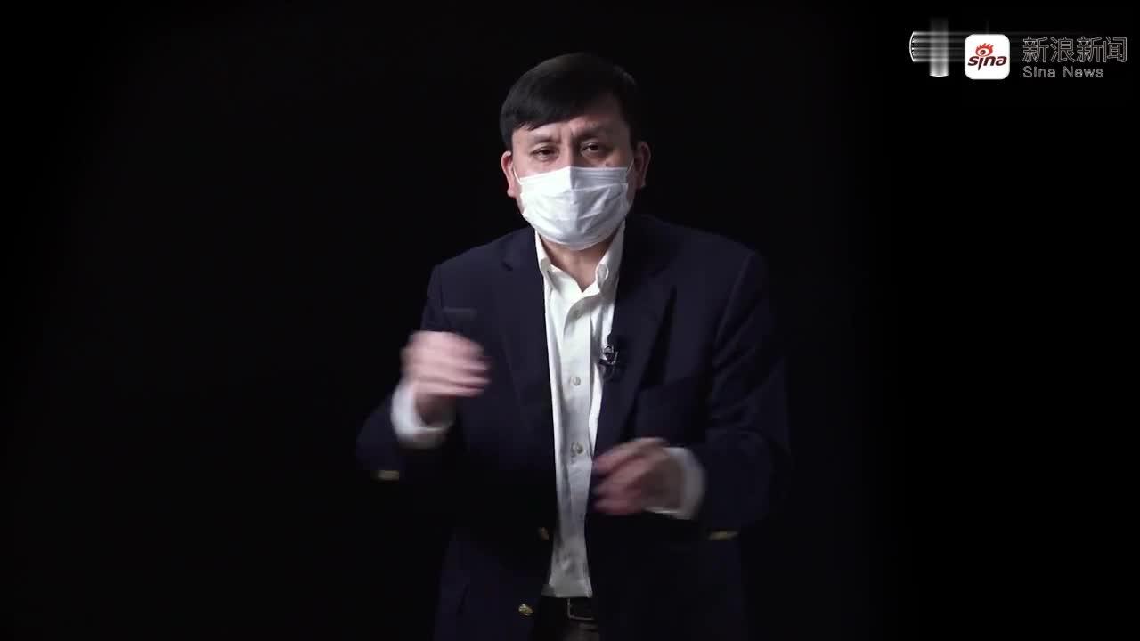 """视频 张文宏复旦开讲""""新冠肺炎防控第一课""""(40"""