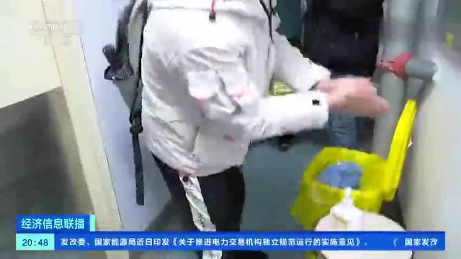 视频|95后男护士驱车800多公里来武汉应聘